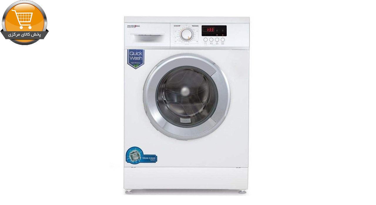 لباسشوییاتوماتWFU-6308WT-6Kgسفید درب کروم | پخش کالای مرکزی