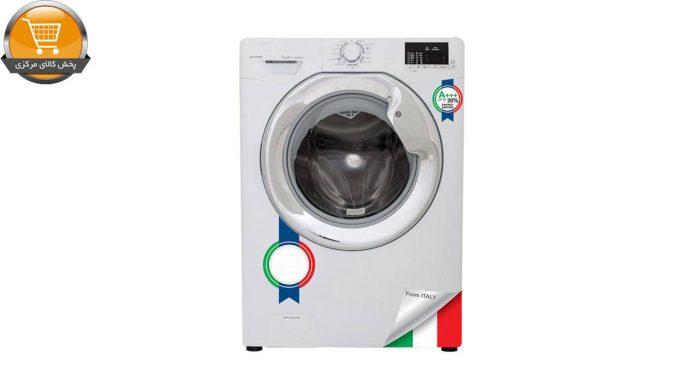 لباسشوییاتوماتOZ-1272WT-7Kg سفید درب کرومZEROWAT | پخش کالای مرکزی