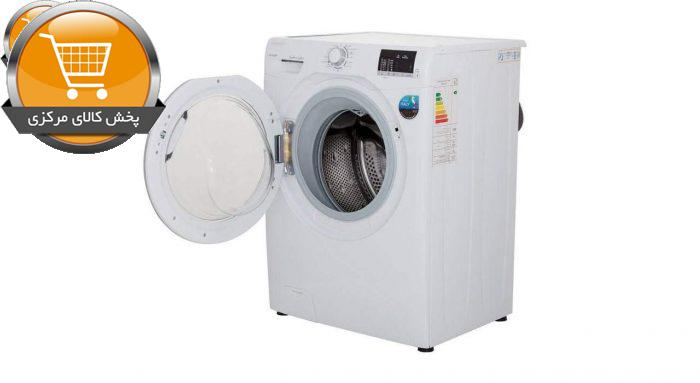 لباسشوییاتوماتOZ-1272WT-7Kg سفید درب کرومZEROWAT   پخش کالای مرکزی