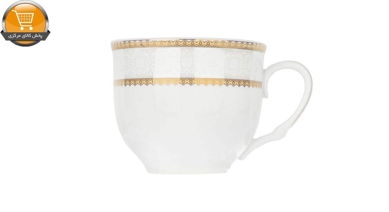 ست فنجان و نعلبکی 12 پارچه تقدیس کد 001