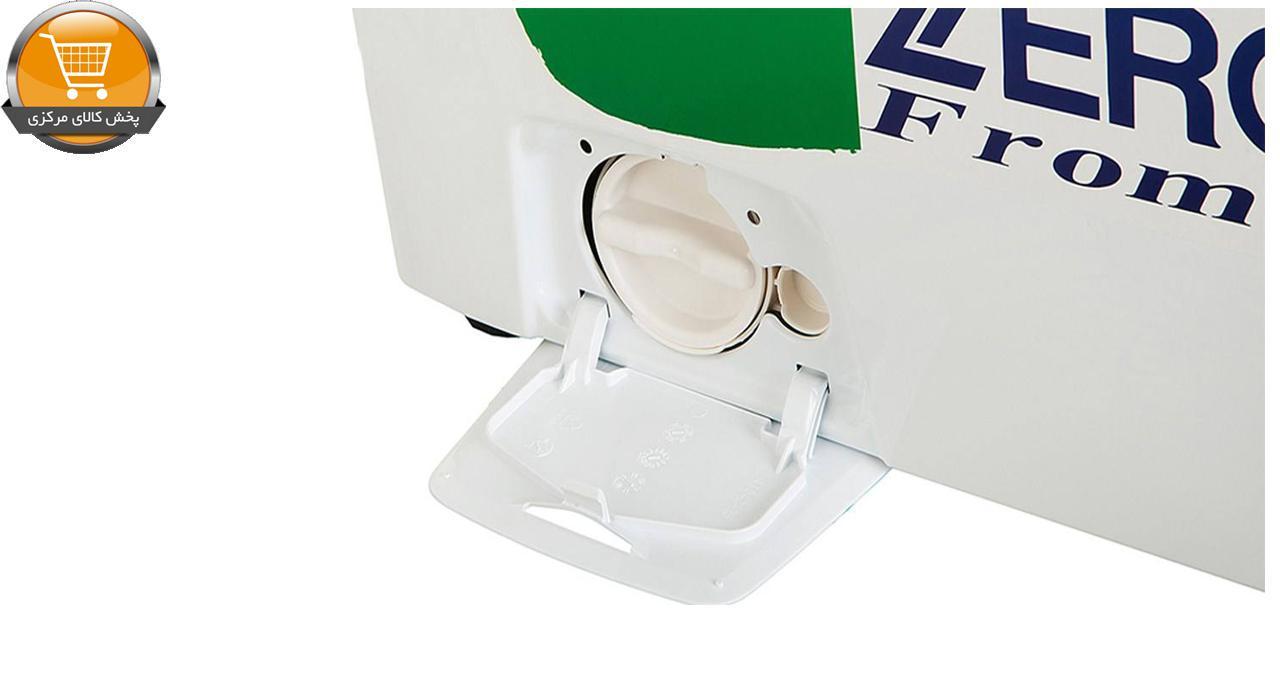 لباسشوییاتوماتOZ-1399WT-9Kg سفید درب کرومZEROWAT | پخش کالای مرکزی