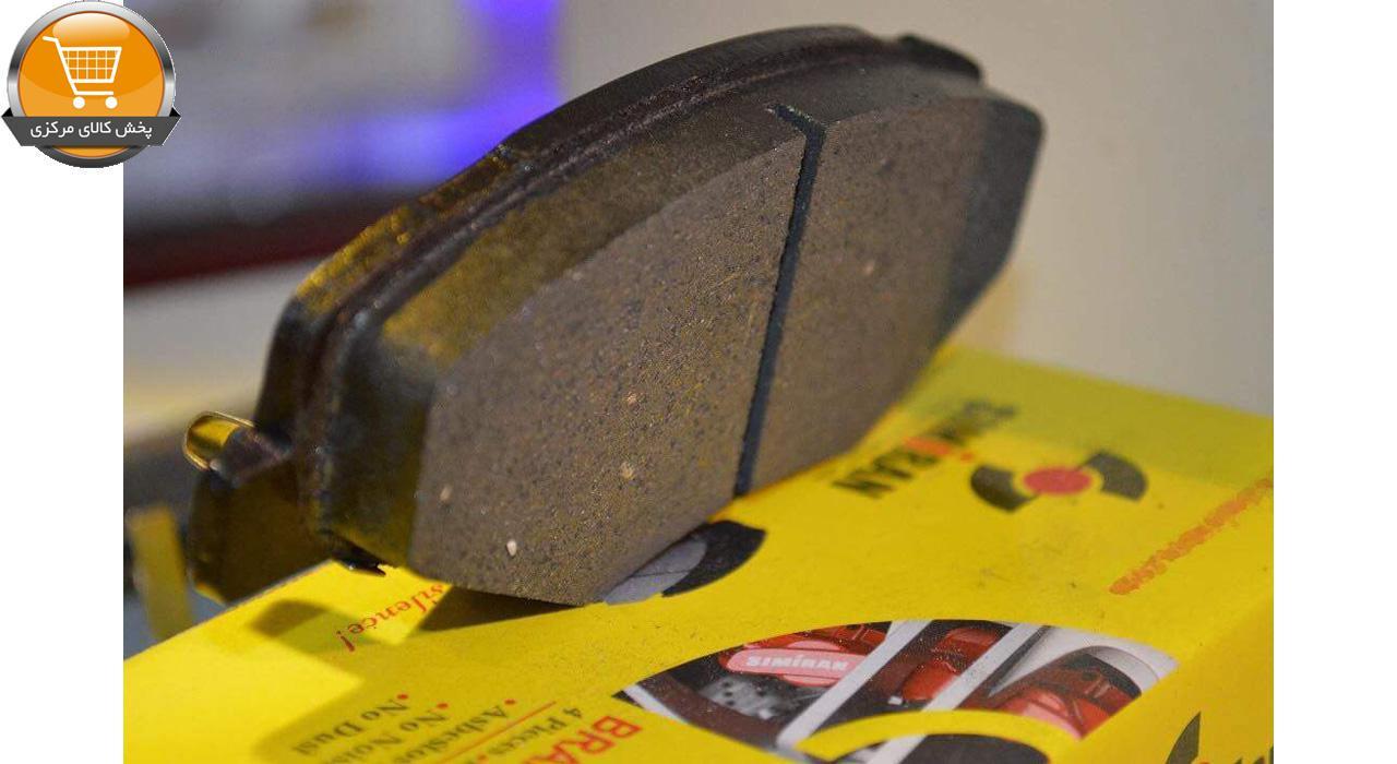 لنت ترمز جلو سیمیران مدل 2164 مناسب برای رانا | پخش کالای مرکزی