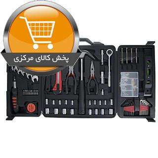 مجموعه 160 عددی ابزار مگا تولز مدل KL-07013 | پخش کالای مرکزی