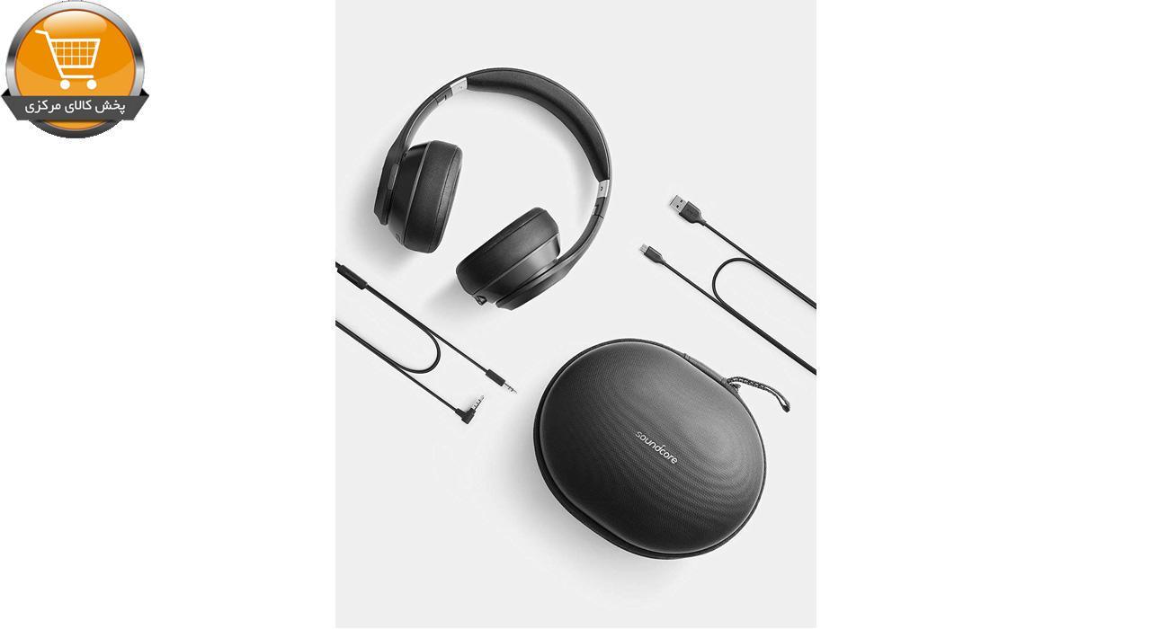 هدفون بی سیم انکر مدل Soundcore Vortex A3031 | پخش کالای مرکزی