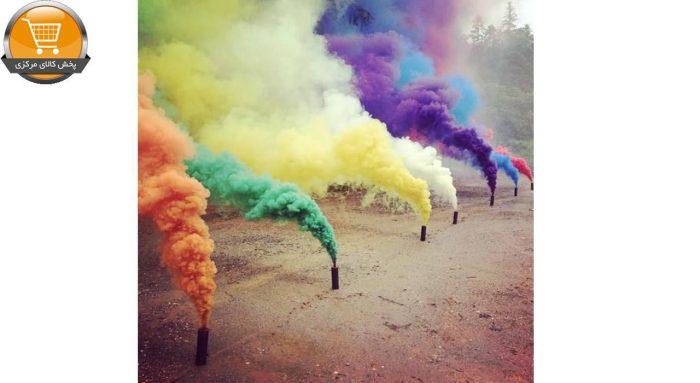 دود رنگی بانیبو مدل Color Smoke | پخش کالای مرکزی