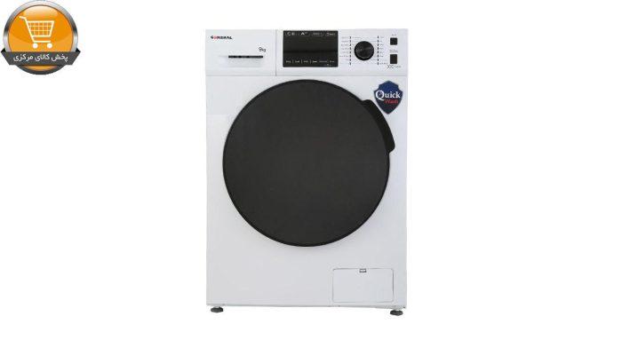 لباسشوییاتومات FTI-4902 WT-9Kg سفید درب کروم | پخش کالای مرکزی