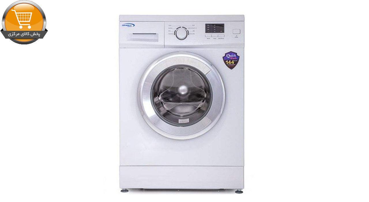 لباسشویی اتومات FMU-2717 WT-7KG سفید درب کروم | پخش کالای مرکزی