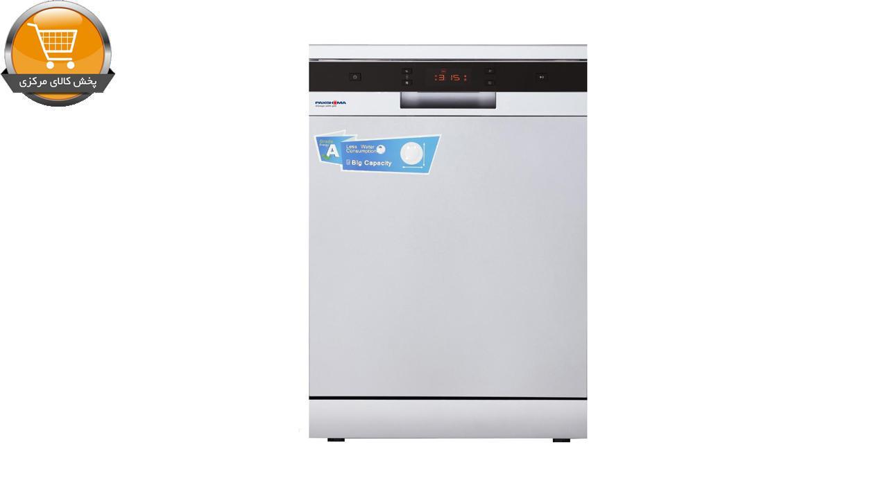 ماشین ظرفشویی14نفره MDF-14304W سفید   پخش کالای مرکزی
