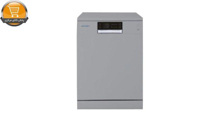 ماشین ظرفشویی14نفره ZDM-3314S سیلور ZEROWAT | پخش کالای مرکزی