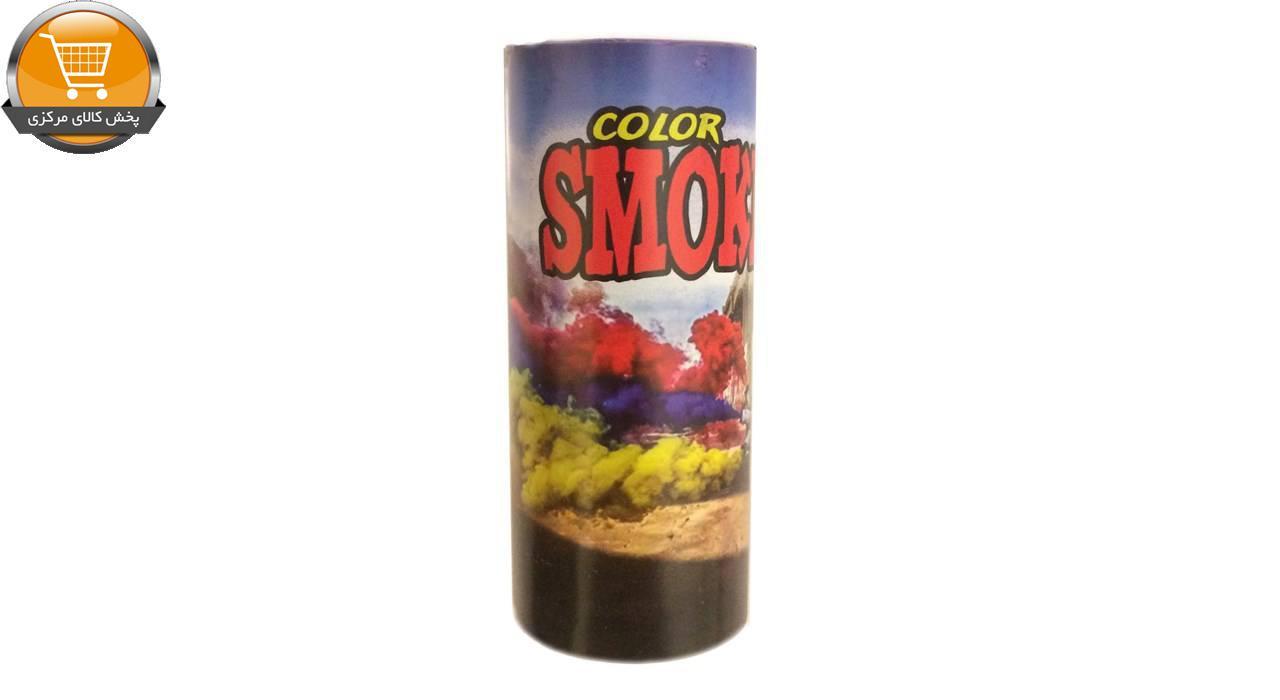 دود رنگی بانیبو مدل Color Smoke   پخش کالای مرکزی