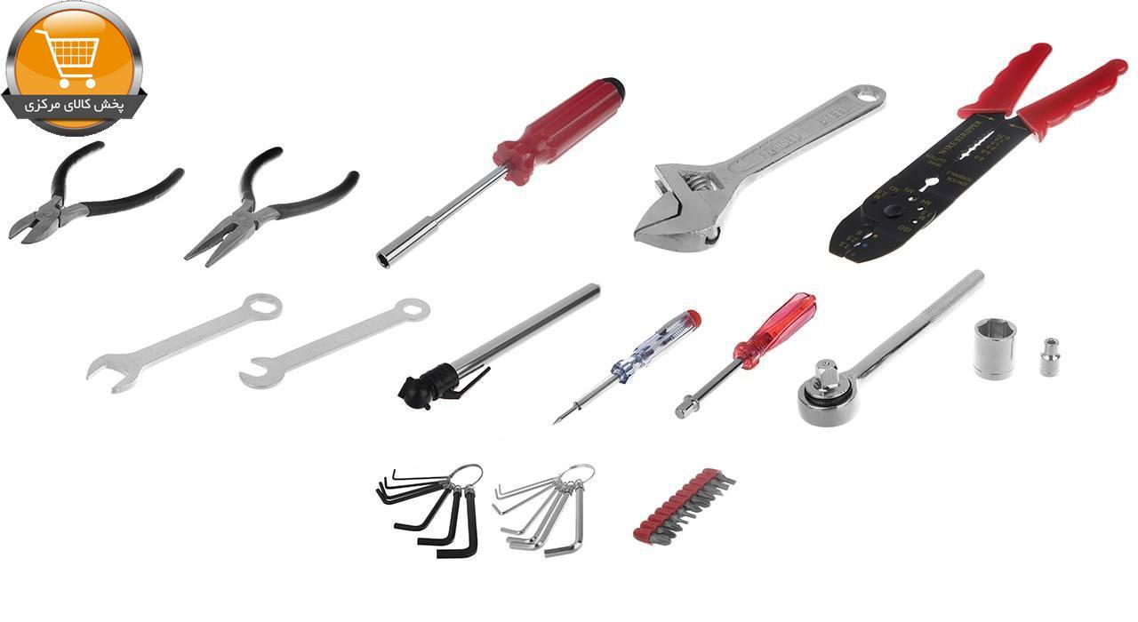 مجموعه 126 عددی ابزار بلک اند سیج مدل 126B | پخش کالای مرکزی