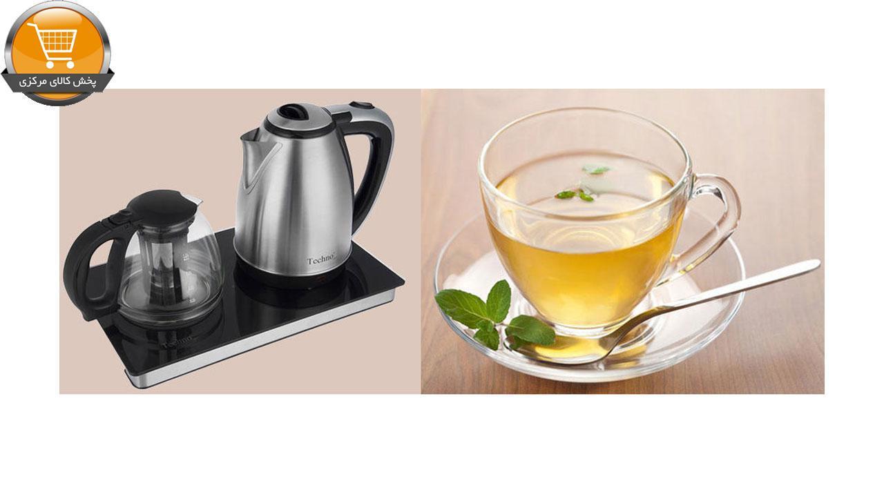 چای ساز تکنو مدل TE985