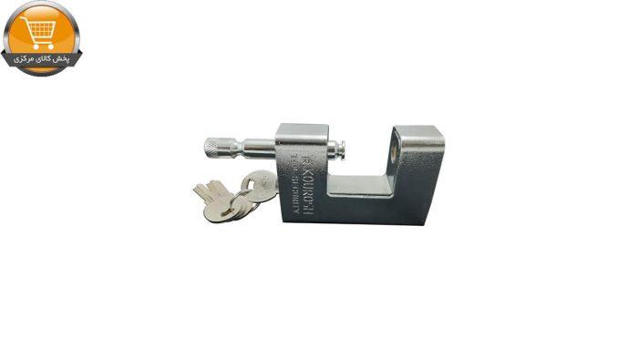 قفل کتابی کوروش مدل 2156 | پخش کالای مرکزی