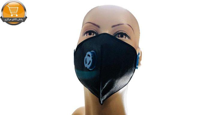 ماسک فیلتر دار سه لایه بسته 10 عددی