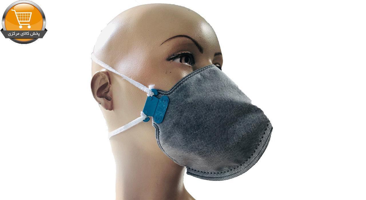 ماسک فیلتر دار FFP2 به همراه کربن فعال بسته10 عددی