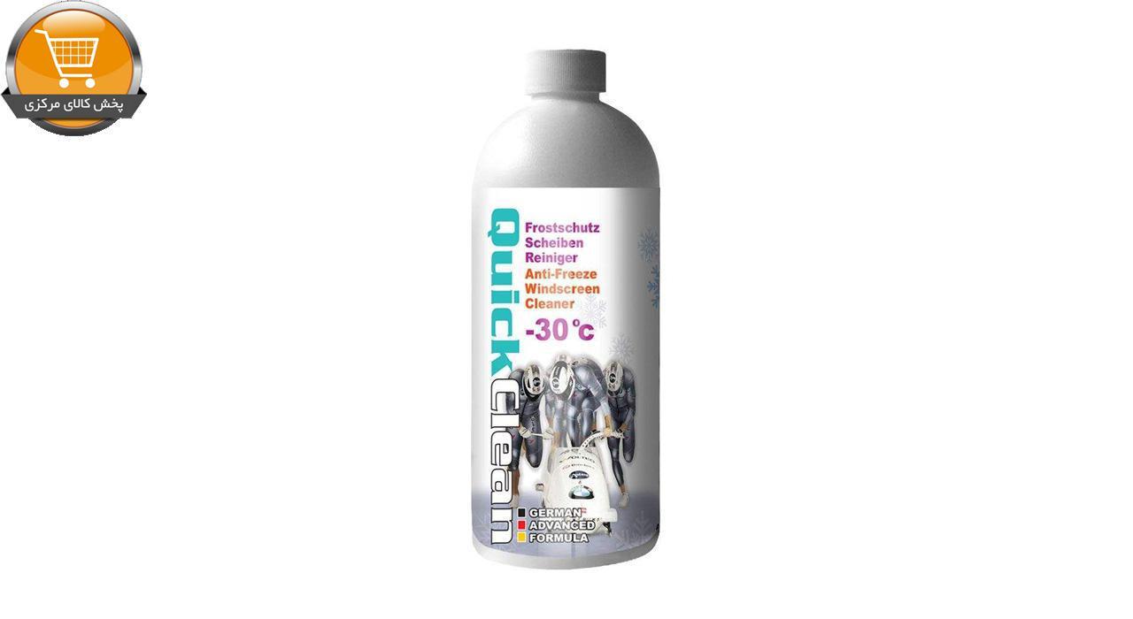 مایع تمیز کننده شیشه خودرو کوئیک کلین کد QC2350 حجم 500 میلی لیتر   پخش کالای مرکزی