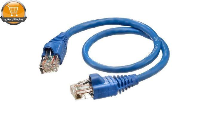 کابل شبکه CAT 6 نگزنس به طول 40 سانتی متر | پخش کالای مرکزی
