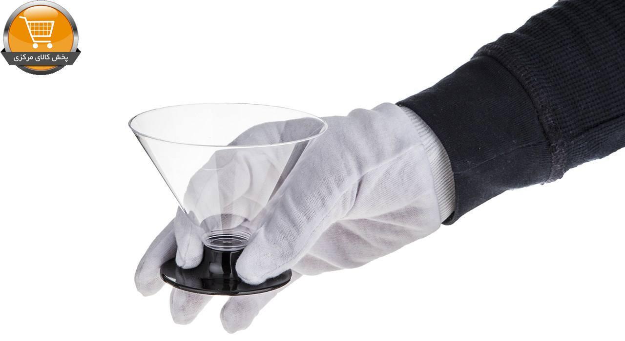 لیوان یکبار مصرف کوشا مدل Nika بسته 6 عددی