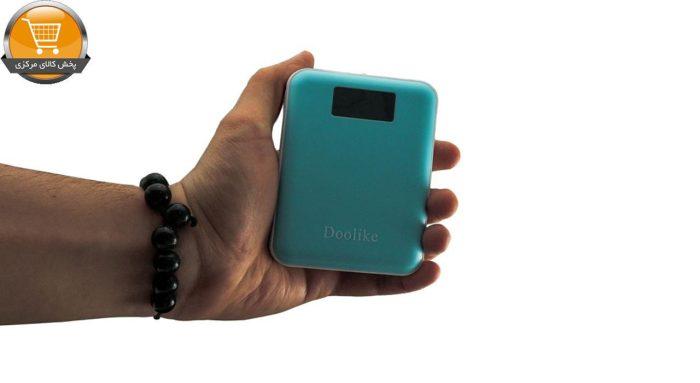 شارژر همراه دولایک مدل DL33-8103 ظرفیت 8000 میلی آمپر ساعت | پخش کالای مرکزی