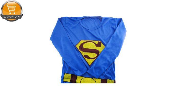 لباس سوپرمن مدل 7044 بسته 3 عددی   پخش کالای مرکزی