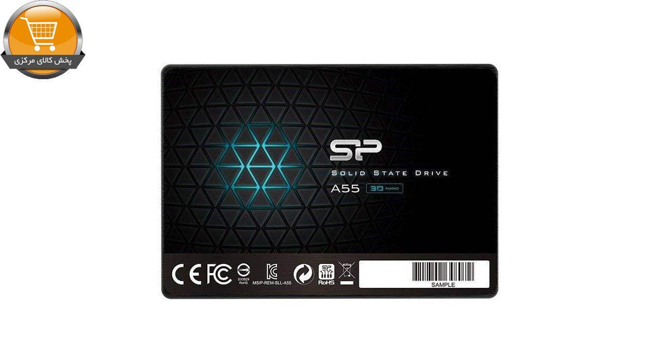 اس اس دی اینترنال سیلیکون پاور مدل Ace A55 ظرفیت 512گیگابایت | پخش کالای مرکزی