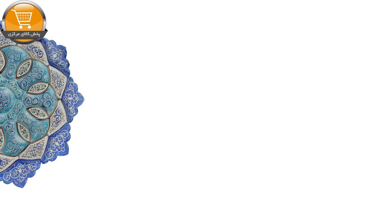 بشقاب میناکاری مدل 34115 | پخش کالا ی مرکزی