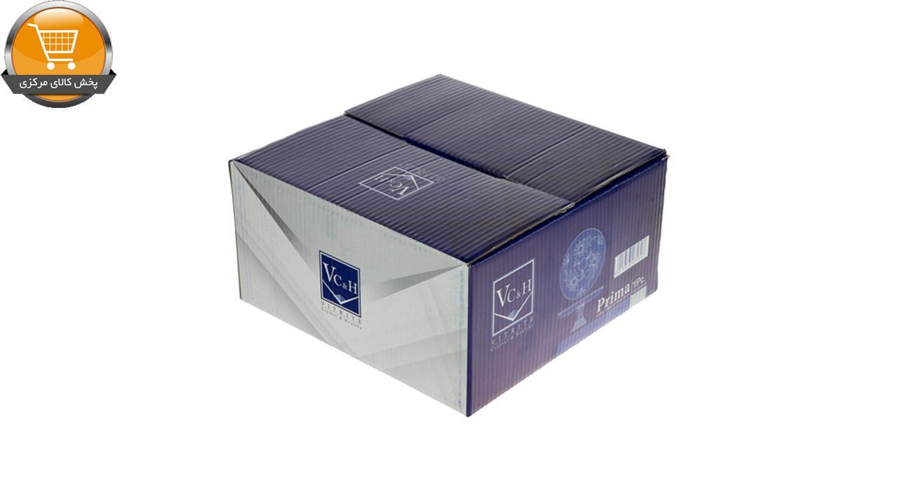 شیرینی خوری وی سی اند اچ سری پریما مدل VPR1022G1W | پخش کالای مرکزی