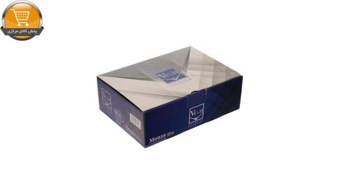 فنجان وی سی اند اچ سری مونزا مدل VMO0302G6W بسته 6 عددی | پخش کالای مرکزی