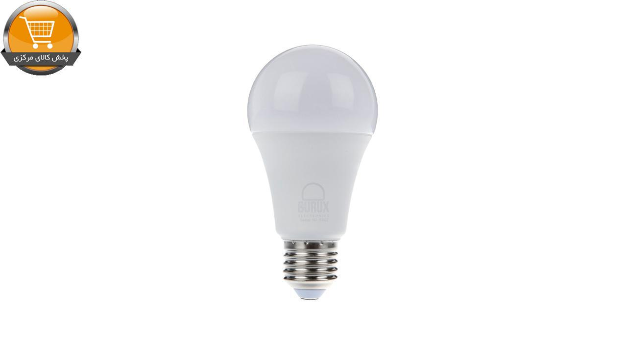 لامپ ال ای دی 12 وات بروکس مدل A60 پایه E27   پخش کالای مرکزی