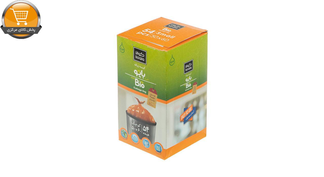 کیسه زباله کوالا کد 800453 بسته 54 عددی | پخش کالای مرکزی