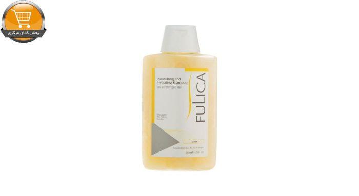 شامپو فولیکا مخصوص موهای خشک و آسیب دیده حجم 200 میلی لیتر | پخش کالای مرکزی
