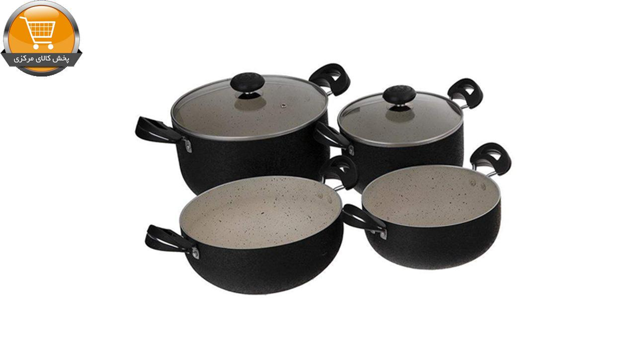 سرویس پخت و پز 6 پارچه پیکوک کد 27094000   پخش کالای مرکزی