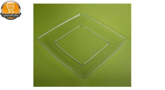 بشقاب یکبار مصرف کوشا کد E107 - بسته 10 عددی |پخش کالای مرکزی