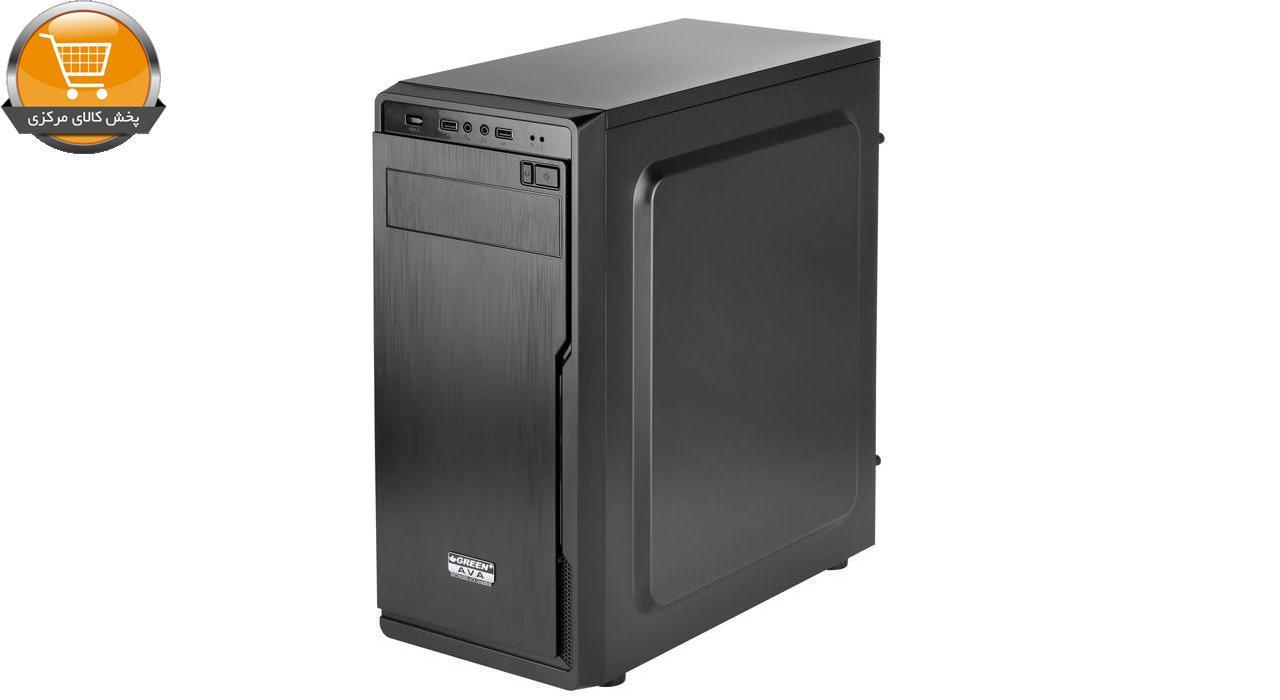 کیس کامپیوتر گرین مدل AVA | پخش کالای مرکزی