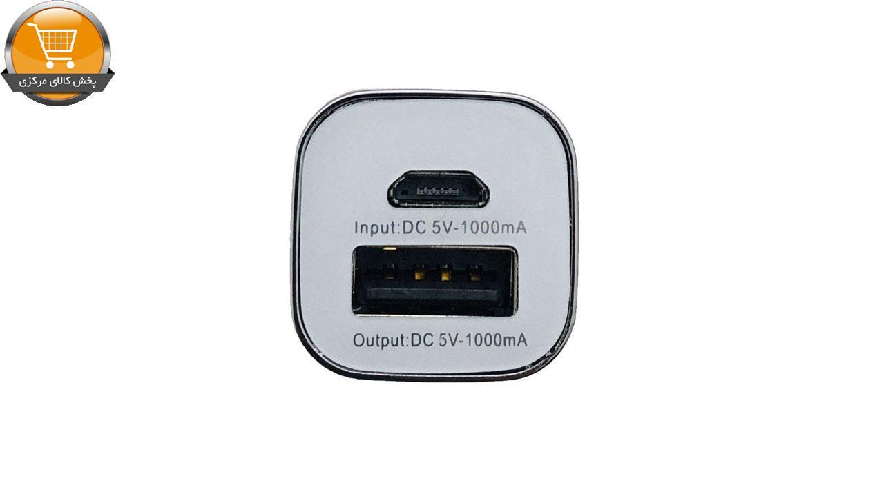 شارژر همراه دیتا کانکت مدل 8165 ظرفیت 2600 میلی آمپر ساعت   پخش کالای مرکزی
