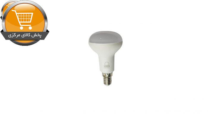 لامپ ال ای دی ۶ وات بروکس مدل R50 پایه E14 | پخش کالای مرکزی