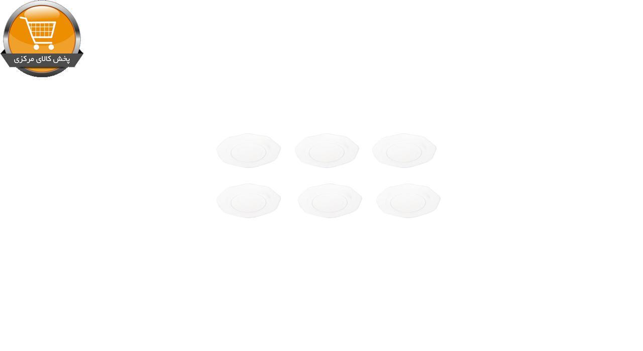 بشقاب یکبار مصرف کد TBO01 بسته 6 عددی | پخش کالای مرکزی