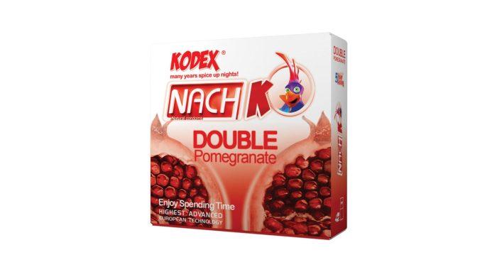 کاندوم کدکس مدل Double Pomegranate بسته 3 عددی | پخش کالای مرکزی