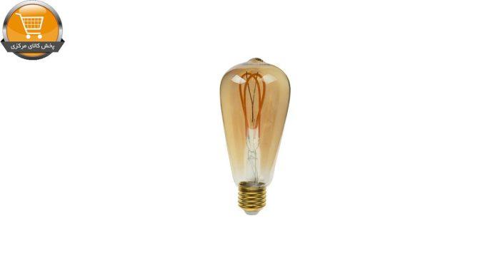 لامپ فیلامنتی 4 وات بروکس مدل 267099 پایه E27 | پخش کالای مرکزی