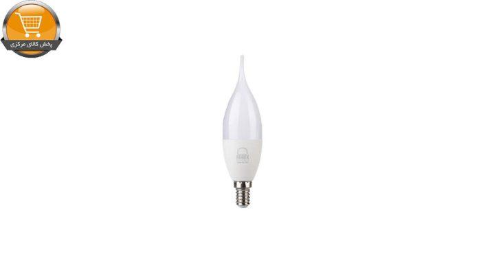 لامپ ال ای دی 7 وات بروکس مدل C37L پایه E14 | فروشگاه پخش کالای مرکزی