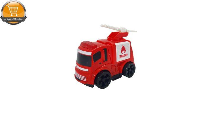 ماشین بازی طرح آتشنشانی مدل 7159 | پخش کالای مرکزی