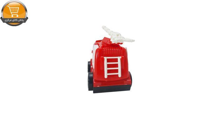 ماشین بازی طرح آتشنشانی مدل 7159   پخش کالای مرکزی