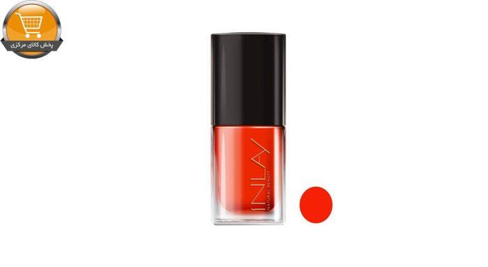 لاک ناخن این لی مدل Brilliant Red شماره 018 | پخش کالای مرکزی