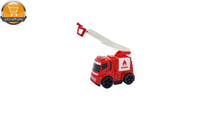 ماشین بازی طرح آتش نشانی مدل 7160 | پخش کالای مرکزی