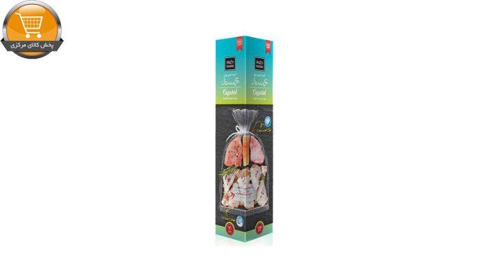 کیسه فریزر کوالا مدل Crystal120RJ کد 6261591800491 مجموعه سه عددی | پخش کالای مرکزی