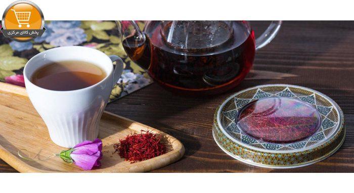 زعفران نگین سحرخیز طرح ثمین مقدار 6 گرم | پخش کالای مرکزی
