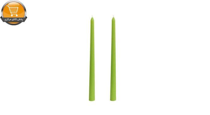 شمع مینا مدلDelight 11002G04 بسته 2 عددی | پخش کالای مرکزی