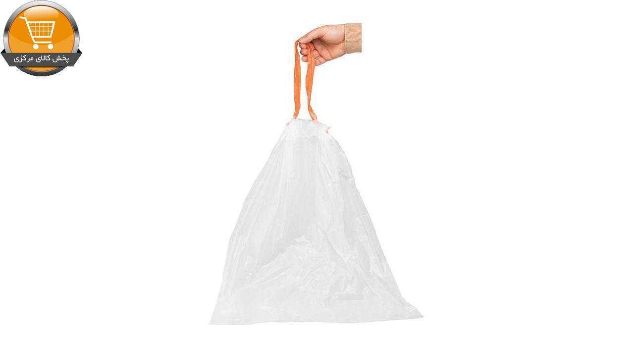 کیسه زباله کوالا مدل بند دار کد 170-2 2 بسته 25 عددی | پخش کالای مرکزی