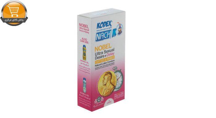 کاندوم کدکس مدل Nobel بسته 12 عددی | پخش کالای مرکزی