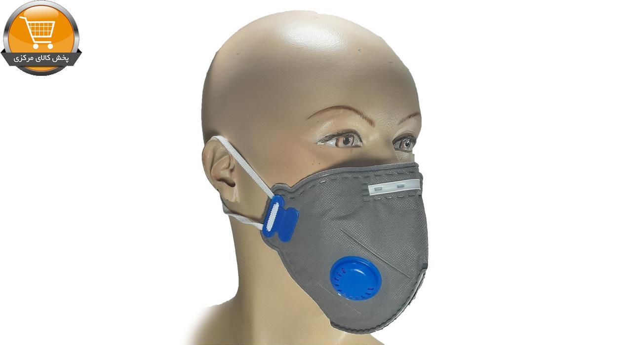 ماسک تنفسی 6 لایه N95 کربن فعال بسته 12 عددی | پخش کالای مرکزی